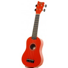 Ashton UKE100NG Ukulele, Orange