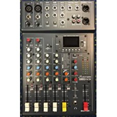 Studiomaster Club XS-6 6 Channel Mixer.