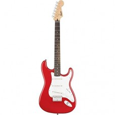 Fender Squier MM Stratocaster Electric Guitar Red